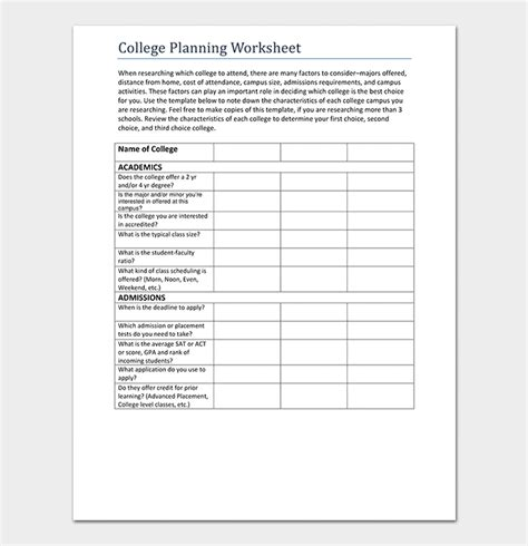 schedule planner templates monthly weekly