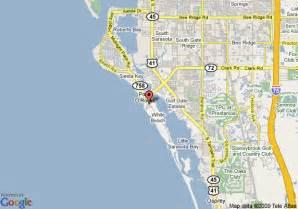 map of sarasota florida beaches map of inn at the sarasota
