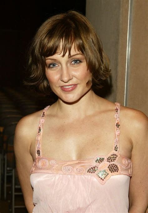 Back View Of Amy Carlson S Hair | back view of amy carlson s hair actress amy carlson