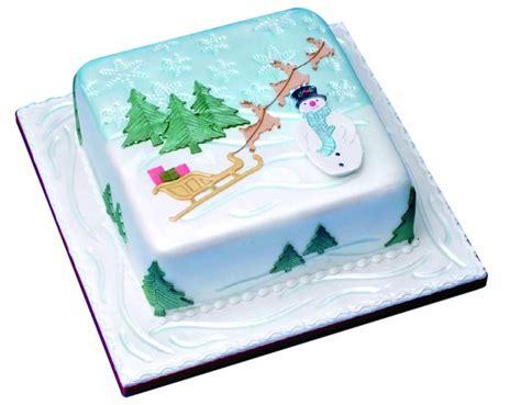 Snowman Cutter Set 2 design a cake pme snowman set of 2