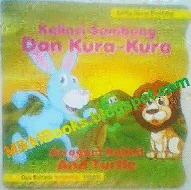 Buku Seri Mengenal Hewan Kura Kura buku dongeng kelinci sombong dan kura kura mikki books