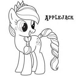 applejack coloring page applejack coloring page applejack