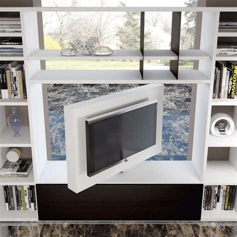mobili porta tv girevoli porta tv girevole orientabile free view 360 mood