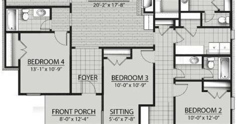 houmas ii a floor plan dsld homes floorplans