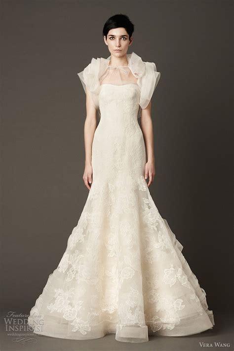vera wedding dresses fall 2013 wedding inspirasi