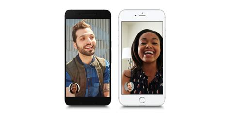 android to iphone facetime launches its facetime like duo calling app