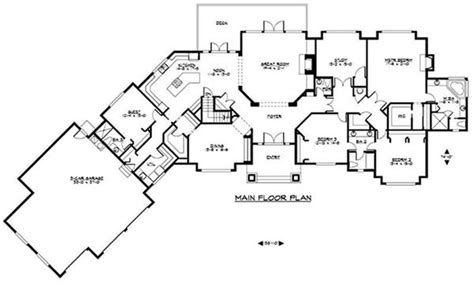 luxury ranch floor plans amazing luxury ranch home plans 3 luxury ranch house