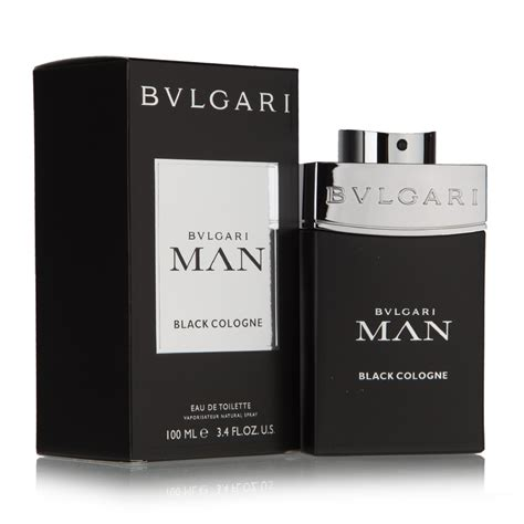 Parfum Bvlgari In Black bvlgari black cologne eau de toilette 100ml
