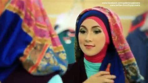 Zoya Kerudung Drawery Scraf tutorial in the casual style hijabiworld
