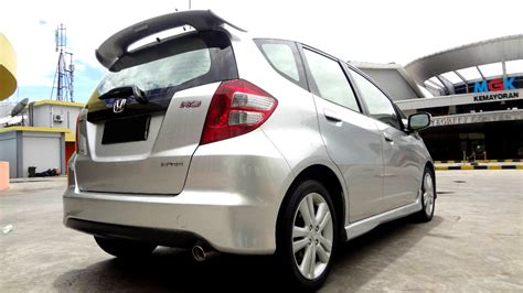Plat Kopling Honda Jazz Rs honda jazz rs at 2008 silver metalik istimewa like new