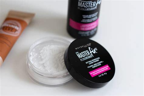 Maybelline Setting Spray maybelline master fix setting powder setting spray