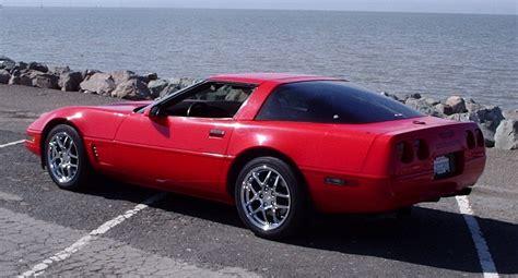 1995 corvette top speed jmarker 1995 chevrolet corvette specs photos