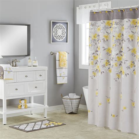 shower curtain sets walmart