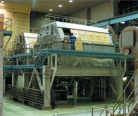 pulp paper washing saveall thickening