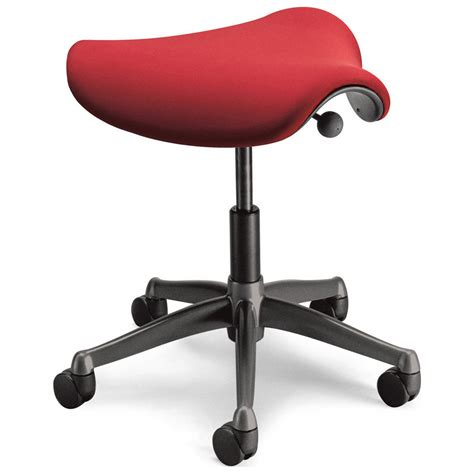Saddle Chair by Humanscale Freedom Saddle Seat