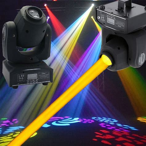 stage lighting for sale ebay 2pcs 30w led moving head light led spot stage lighting dj