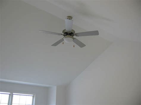 ceiling fans for vaulted ceilings installing ceiling fans for vaulted ceilings modern