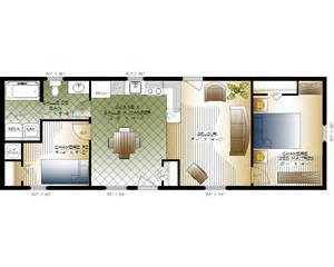 Floor Plans With Loft Plan Maison Mobile