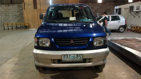 adventure mitsubishi mitsubishi adventure 2004 car for sale metro manila