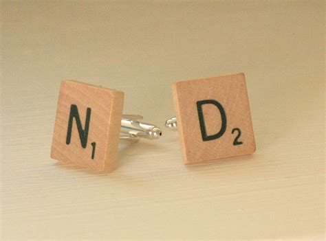 scrabble tile cufflinks claireabellemakes does cufflinks