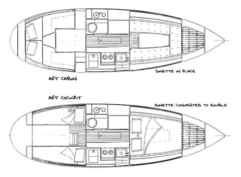 sailboat layout 15 best images about sailboats 27 nor sea 27 on