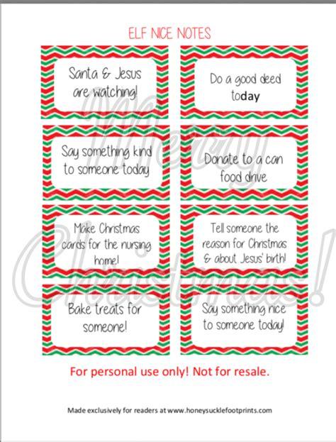 printable note from elf elf on the shelf free elf printables honeysuckle
