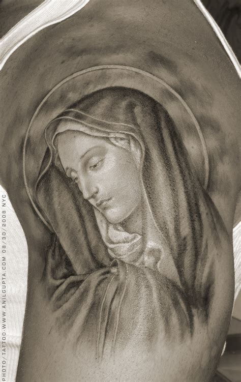 mama mary tattoo design piercing page 4 umetnost forum b92