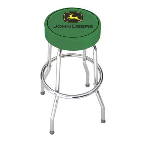 deere 174 garage stool green tractor supply co