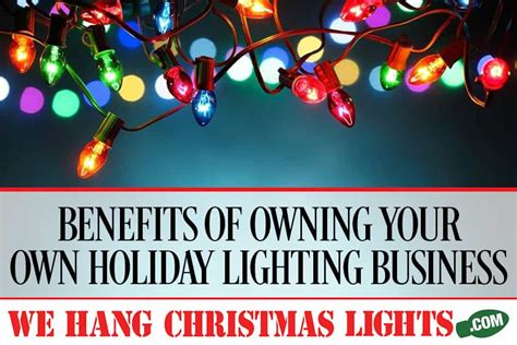 company to hang christmas lights light franchisee professional lights