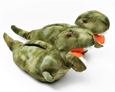 mens dinosaur slippers t rex slippers dinosaur slippers tyrannosaurs rex slippers