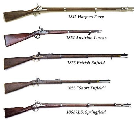 Weapons Of The Civil War Essay by American Civil War Rifles Quotes