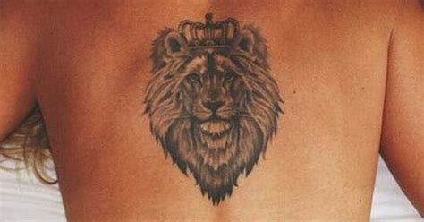 lion tattoo small in with this 3 really need it just