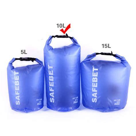 Ghz Safebet Floating Waterproof Bag 10 Liter safebet floating waterproof bag 10 liter blue jakartanotebook