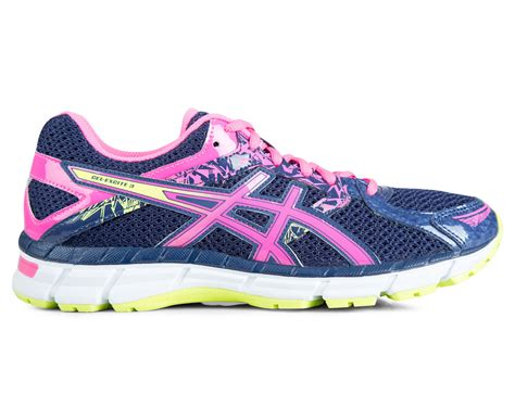 Pony Shoes Model C Fuschia asics s gel excite 3 shoe midnight pink flash