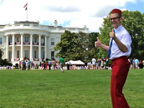 smarty at the white house for july 4th celebration