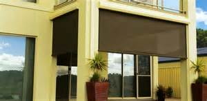 patio shades at lowes outdoor ziptrak blinds