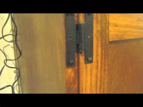 attaching hinges to cabinet doors handy hazzan shows how to install cabinet door hinges