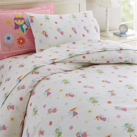 Fairy Duvet Olive Kids Bedding Fairy Princess Twin Size Duvet