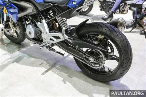 Motorrad G310r by Gallery 2016 Bmw Motorrad G310r In Bangkok Image 465406