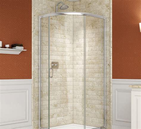 Dreamline Shower Door Installation Dreamline 31 3 8 Quot By 31 3 8 Quot Frameless Sliding Shower Enclosure Shen 7231310 01