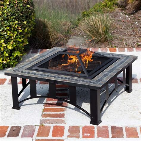 granite pit table costco gas pit tables costco goenoeng