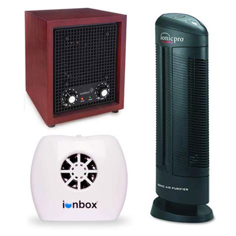 filterless air purifier  ionic air purifier