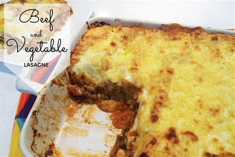vegetables recipes easy easy beef and vegetable lasagne recipe s lounge