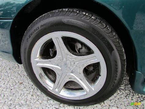 1998 mustang wheels 1998 ford mustang gt convertible wheel photo 82306910