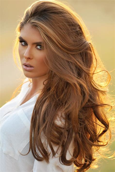 light golden brown hair color pictures best highlights for