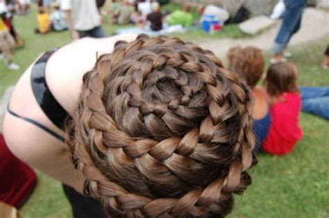 amazing hair plaits insanely complicated braid styles barnorama