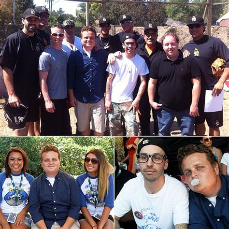 what of is in the sandlot the sandlot reunion pictures popsugar entertainment