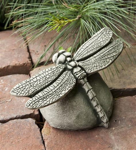 Dragonfly Garden Decor 78 Best Images About Animal Statues Accents For Your Garden On Pinterest Gardens Lawn