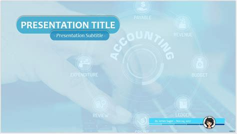 Free Accounting Ppt 62685 Sagefox Powerpoint Templates Accounting Powerpoint Templates