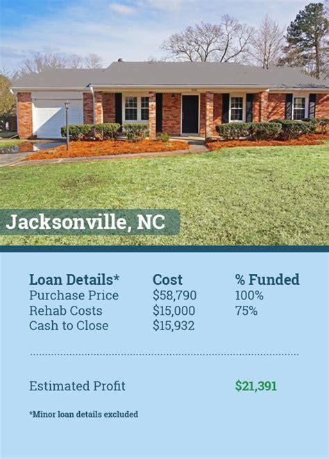 Detox Jacksonville Nc by Money Loan Funds Jacksonville Carolina Investment